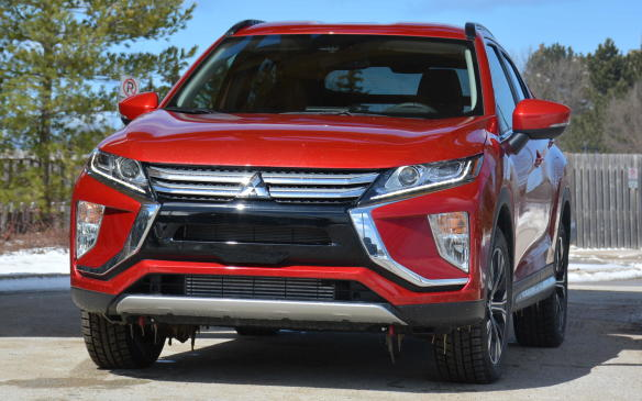 <p>The 2018 Mitsubishi Eclipse Cross is currently available at dealerships. Mitsubishi continues to offer its impressive powertrain warranty of 10 years or 160,000 kilometres.</p>