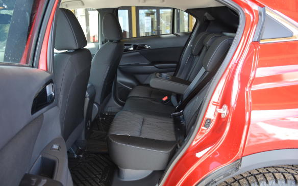 <p>Ample headroom and legroom are found up front, but individuals taller than 6-feet may find it slightly cramped in the back. The roofline closes off some headroom, but it's in legroom where you will be asking for more. Luckily, the back seats can slide a touch for additional comfort.</p>