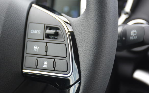<p>One has to jump to the second-tier SE trim to start receiving advanced safety equipment that includes Blind Spot Warning and Rear Cross Traffic Alert. More safety technology is revealed at SE-S with Forward Collision Mitigation, Lane Departure Warning and Adaptive Cruise Control added to the mix. Lastly, the top-tier GT brings in the Multi-View Rear Camera system.</p>
