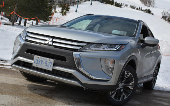 <p><strong>By David Miller</strong></p> <p>The latest addition to the Mitsubishi family is the 2018 Eclipse Cross, a compact crossover aimed to appeal to the mass market buyer. It slots in between the entry-level RVR and its slightly-larger Outlander sport-utility.</p>