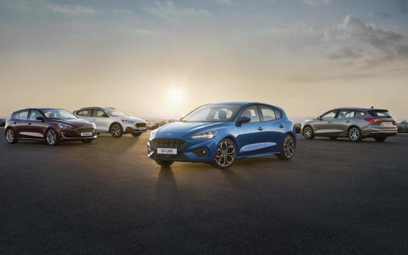 <p>2019 Ford Focus wagon</p>
