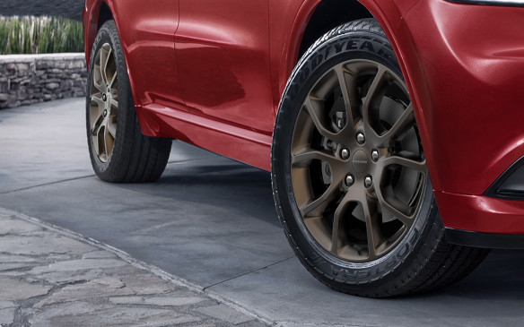 <p>2018 Dodge Durango Brass Monkey wheels</p>