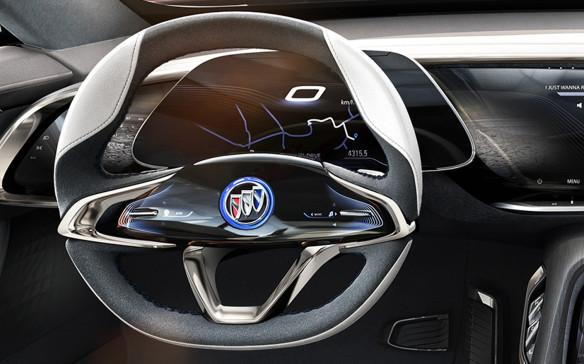 <p>Buick Enspire concept interior</p>