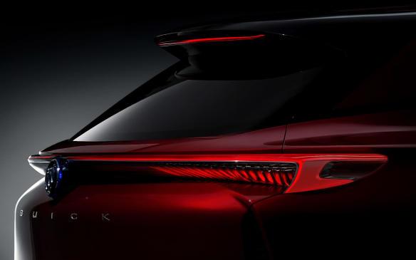 <p>Buick Enspire concept</p>