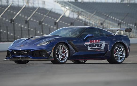 2019 Chevrolet Corvette ZR1 Indianapolis 500 Official Pace Car