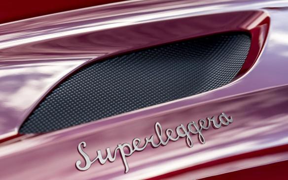 Aston Martin DBS Superleggera script