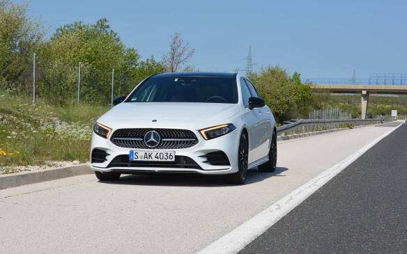 "<p>The A250 can move to the tune of a 0-100 km/h sprint in close to 6.2 seconds. On this first drive in Croatia, the ""Baby Benz"" displayed quick and gradual acceleration, easily rocketing past many vehicles on the highway with seamless gear changes. (As an aside - speed limits in certain areas were 130 km/h).</p>"