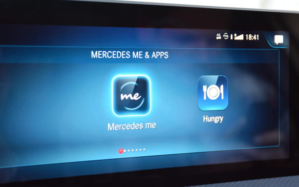 "<p>In addition to MBUX, a ""Mercedes me"" connect service is now launched in Canada along with 37 other markets. It's an app-based source of information service that can be placed as an icon on the infotainment screen and be used for Car-to-X communication that can track your vehicle or make it easier to find open parking spaces in a car park, to name a few.</p>"