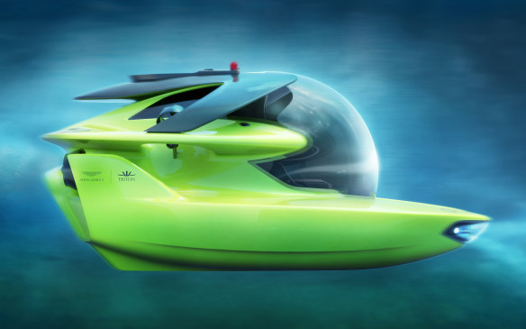 Project Neptune submersible