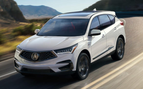 <p>The Acura RDX gets its most extensive overhaul in a decade, with a fresh new look the company says will herald a new generation of Acura products, starting with a larger cabin that takes the compact up in market a smidgen to the point that it's larger than the MKC overall.</p>