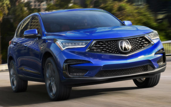 <p>The Acura RDX keeps power delivery simple, using a 2.0-litre turbocharged VTEC 4-cylinder producing 272 hp that is delivered by a segment first 10-speed automatic to the torque-vectoring Super Handling All-Wheel Drivetrain (SH-AWD), the first Acura to use the new system.</p>