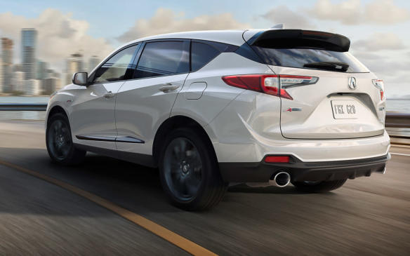 <p>All Acura RDXs come with AcuraWatch, a suite of safety and driver assist technologies that includes Collision Mitigation Braking with Forward Collision Warning, Road Departure Mitigation with Land Departure Warning, and Low-Speed Follow and Lane Keeping Assist.</p>