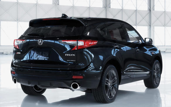 <p>The 2019 RDX becomes the first Acura SUV to receive the A-Spec treatment, adding distinctive sport appearance upgrades inside and out, including LED fog lights, Shark Gray 20-inch alloy wheels shod with low profile tires, unique lower front fascia, and gloss-black accents for the grille, headlights, side sills and taillights.</p>