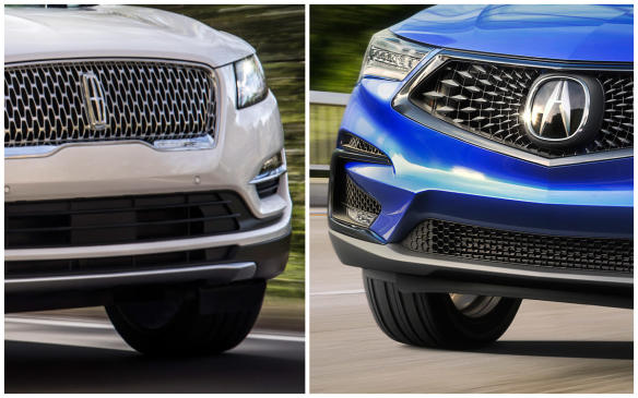 <p><strong>By Joe Duarte</strong></p> <p>It's not very often two competing vehicles from rival companies get updated and released at the same time, but with the adoption of the new Lincoln design language, the MKC luxury compact crossover gets redone at the same time as Acura is bringing in a bigger luxury compact RDX SUV, forcing a head-to-head competition for sales.</p>