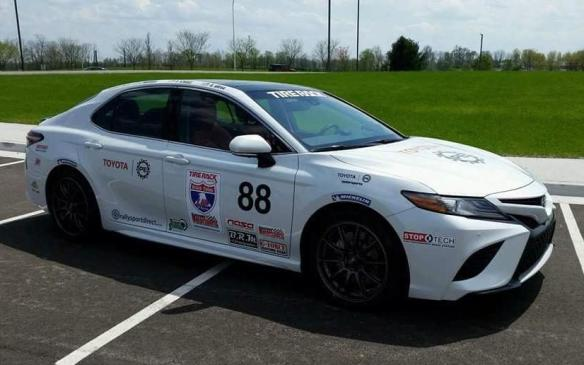 <p>Georgetown One Lap Toyota Camry</p>