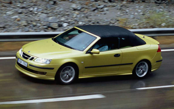 <p>For the first time, Saab offered an optional Haldex all-wheel-drive system with the V-6 in 2008, and with the 4-cylinder the following year. The 9-3 cabin is reasonably roomy and the trunk remains spacious even when the soft top folds down. Saabs hail from Europe, so the electrical issues – failed door locks, headlamps, computers, alarms and ignition systems – may crop up regularly. The lack of dealer support is made up by enthusiastic third-party garages and parts galore on the internet.</p>