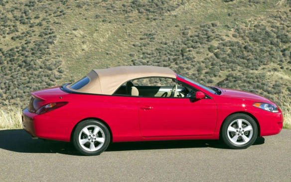 <p></p> <p>The Solara used Toyota's 210-hp 3.3-litre V-6 tied to a standard 5-speed automatic transmission. In terms of owner complaints, there are few. Warped brake rotors are a common lament, along with poor audio reproduction, Bluetooth issues and some errant rattles. The Solara is the most capacious ragtop of this bunch. It can whisk four adults over long distances in perfect comfort, which makes this an inoffensive boulevardier. What you shouldn't do is mistake the Solara for a sports car. Enjoy it for what it is: a creampuff of the first order.</p> <p></p>