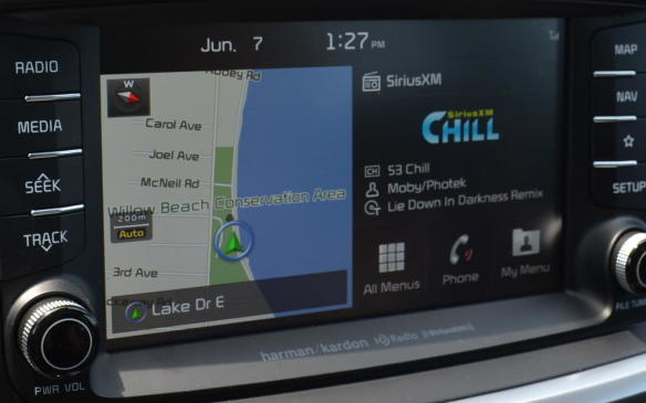 <p>For V-6 Sorentos, Kia has standardized its UVO intelligence app that's free for the first five years. It has remote services such as engine start/stop, climate control, remote lock/unlock and Find My Car all from the press of a smartphone button. In addition, it has automatic emergency collision notification and enhanced roadside assistance.</p>