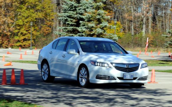 <p>AJAC TestFest - 2015 Acura RLX Sport Hybrid</p>