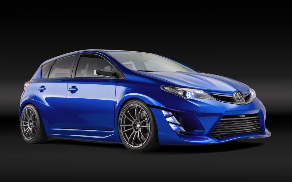 <p>Scion iM Concept Car</p>