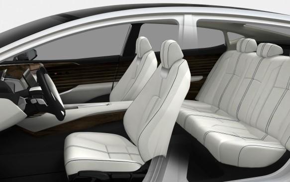 <p>Honda FCV Concept</p>