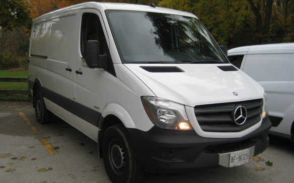 <p>Other scores in the full-size category were: Mercedes-Benz Sprinter 2500 four-cylinder diesel, 78.86 points; Mercedes-Benz Sprinter 2500 V-6 diesel, 78.25...</p>