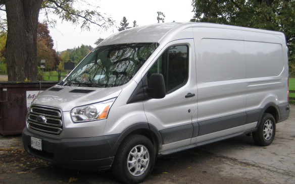 <p>The overall winner of the 2015 Canadian Truck King Challenge for commercial vans is the 2015 Ford Transit. The winning entry, a Transit 250 equipped with Ford's new, 3.2-litre Power Stroke five-cylinder diesel engine (185 horsepower/359 pound-feet of torque) and six-speed automatic transmission, earned a final score of 81.18 points from the judging team.</p>