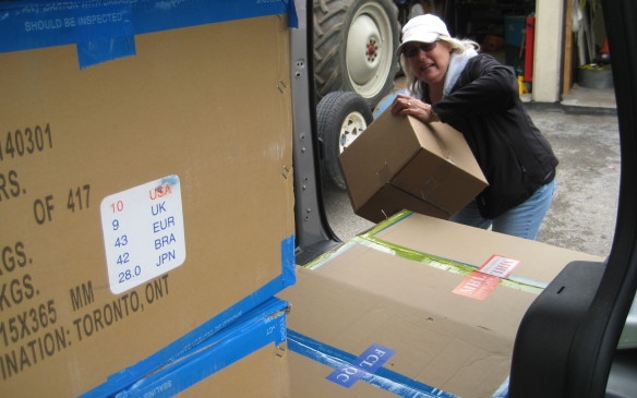 <p>Cargo capacity is obviously important, but equally significant in this type of vehicle is the ease with which that cargo can be loaded and unloaded. With van drivers typically making numerous stops each day to pick up or deliver parcels, it's vital that such tasks can be completed in the most efficient manner.</p>