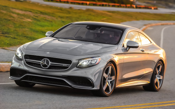 <p>Best New Prestige Car >$75K - 2015 Mercedes-Benz S550</p> <p>The Mercedes-Benz S550 won out over the cadillac ELR and Escalade to take the honours as Best New Prestige Car >$75K.</p>