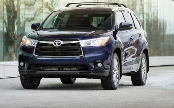 <p>Best New CUV/SUV - $35K-to-$50K - 2015 Toyota Highlander</p> <p>The 2015 Toyota Highlander beat out theLincoln MKC andMercedes-Benz GLA 250 for the title ofBest New CUV/SUV - $35K-to-$50K.</p> <p></p>