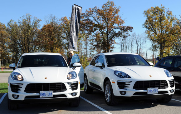 <p>Best New CUV/SUV >$50K - 2015 Porsche Macan S</p> <p>The title Best New CUV/SUV >$50K went to the Porsche Macan S, which outpointed the GMC Yukon XL and Mercedes-Benz GLA AMG for the honour.</p>