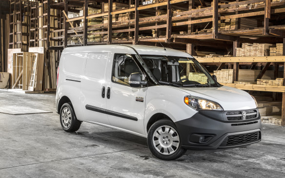 While it took a while to organize, Ram also managed to engineer a small urban-sized ProMaster City to complement its larger sibling. Using the same 2.4-litre four-cylinder and nine-speed automatic transmission found in the new Chrysler 200, the ProMaster City gets a near class-leading 178 horsepower and nearly 3,730 L of storage space. Ram claims the widest cabin width and longest wheelbase in the class, allowing for more model train sets or Hot Wheels tracks. Optional extras include cargo partitions that could keep the fragile snow globes separate from the snowboards.