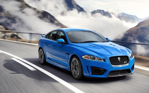 <p>2014 Jaguar XFR S</p>