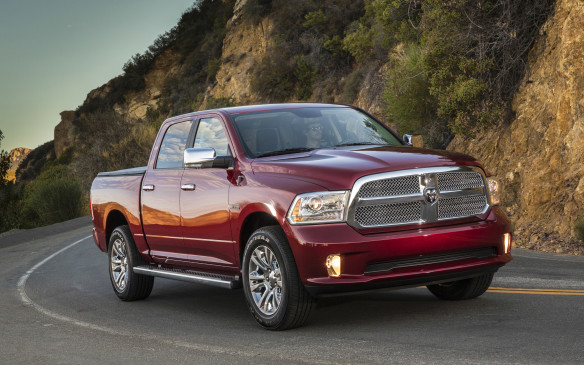 <p><strong>2015 Ram 1500 EcoDiesel (3.0-litre turbo-diesel DOHC V-6) -</strong> Another repeat winner is not only the only diesel-powered engine on the list, but when installed in the Ram 1500 is also the only light-duty full-size pickup to offer diesel power. The 3.0-litre turbo-diesel V-6 is sourced from Fiat-owned VM Motori and produces 240 horsepower and 420 lb-ft of torque. Combined with the eight-speed automatic transmission, the Ram is more than capable of towing as well as hauling people and cargo, and despite the large price premium, has around a 20 per cent take-rate in the U.S. The Ward's editors also found excellent average returned fuel mileage of 9.8 L/100 km.   </p>