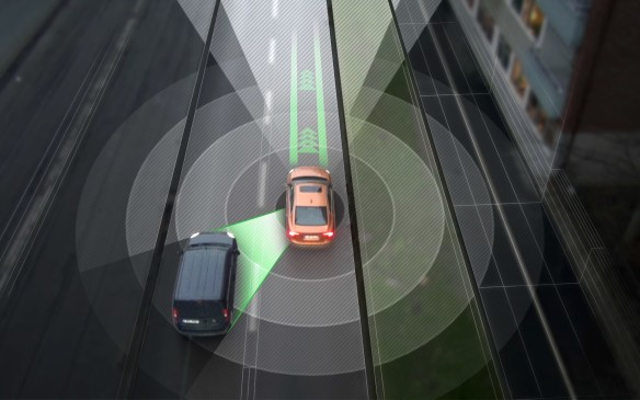 <p><strong>Volvo Autonomous Drive Schematic</strong></p> <p>Virtually every manufacturer is working on some form of self-driving vehicles, and while the exact combination varies, most use cameras, radar or LIDAR sensors, GPS coordinates and tonnes of computing power. And while current vehicles have tech that's semi-autonomous -- not only avoiding obstacles and crashes, but getting into and out of parking spots by themselves – there still needs to be a human involved.</p>