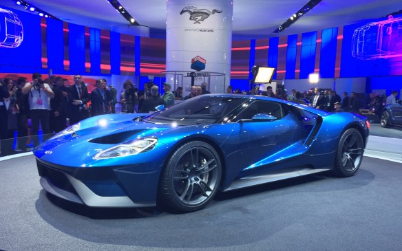 <p><strong>2017 Ford GT</strong></p> <p>Ford is celebrating its commanding 1-2-3 at the 1966 24 Hours of Le Mans with a new GT supercar. But this latest GT will feature intensive carbon-fibre construction, sophisticated race-spec torsion-bar and pushrod adjustable suspension, carbon-ceramic brake discs, and lightweight 20-inch wheels with ultra-sticky Michelin Pilot Super Sport Cup 2 tires. The sleek styling echoes not only the original GT40 racers of the '60s, but also the excellent Ford GT follow-up a generation ago. But where the new GT differs from its predecessors is in the engine bay where the expected V-8 has been replaced by a 3.5-litre EcoBoost V-6 engine. But don't worry: with Ford promising over 600 horsepower in its final tune, this will be one exceedingly rapid ride.</p>