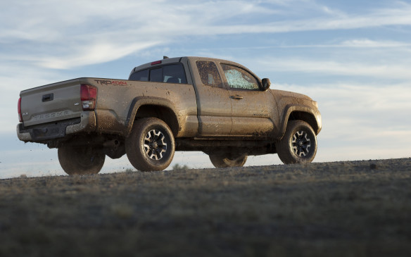 <p>2016 Toyota Tacoma</p>
