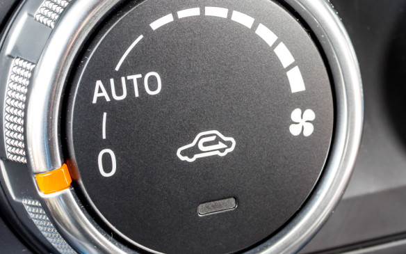 <p>Be wary of the recirculate position on your heater/defroster control. To help warm up the vehicle more quickly, it recirculates air from inside the vehicle rather than drawing air into the heater from outside. Extended use will result in more moisture and less oxygen in the air. If left on for an extended period of time, that lack of fresh air could make you drowsy. And, with each breath you take you expel more moisture into the interior of the vehicle to come into contact with the cold glass, causing it to fog or frost up.</p>