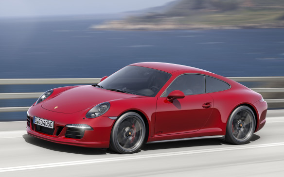 <p><strong>PLAYBOY CAR OF THE YEAR: </strong><strong>Porsche 911 Carrera GTS</strong><em> – </em>Playboy admits to an on-going fling with the Porsche 911 Carrera that has lasted seven years, and counting. Admittedly it was tempted by the more track-focused GT3, which is faster, bolder in appearance and overall more macho in character. But it is the only slightly less endowed Carrera GTS that claims the grand prize.</p>