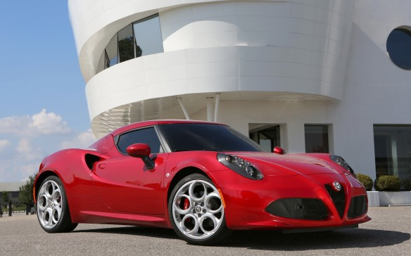 "<p><strong>SPORTS CARS & CONVERTIBLES: </strong><strong>Alfa Romeo 4C</strong> – The 4C's lightweight carbon-fibre construction is a big factor in that impressive performance. It's also the source of  the car's voluptuous body curves, which are a constant delight to the eyes, from any angle. Playboy says, ""it's obvious the 4C is a machine built for high-speed cornering, not casual trips to the corner store, which is more than enough to earn our esteem.""</p>"