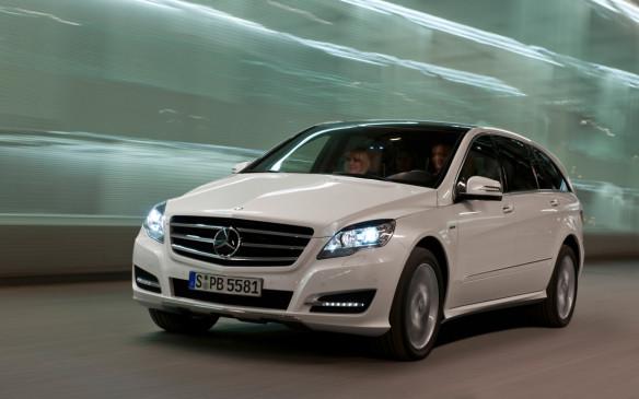 <p>Mercedes-Benz R-Class</p>