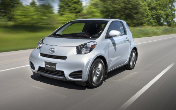 <p>Scion iQ</p>