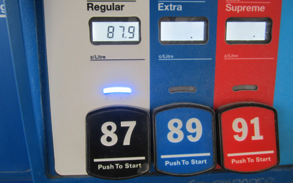 <p><strong>Gas prices across Canada – </strong>In mid-December, gasoline prices had fallen from their summertime high in the $1.30-to-$1.40/litre range to an average around $1.06/litre for regular, at self-serve stations across Canada. At the end of January, they're even lower – at 91.8 cents/litre – but that's about three cents higher than their mid-month low-point and they're trending upward again.</p> <p>Here's a breakdown of the average gas prices by province and in major cities. Note that these prices are averages and may vary significantly among outlets in any given location.</p>
