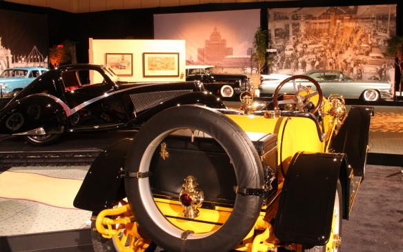 <p>A five-decade span in iconic automobile design.</p>
