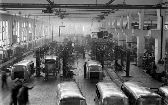 <p>Volkswagen Transporter turns 65</p>