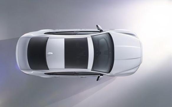 <p>2016 Jaguar XF</p>