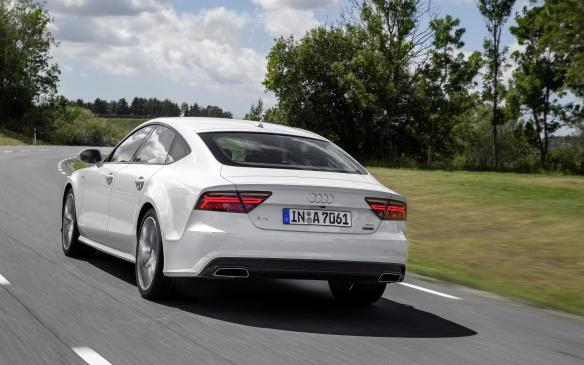 <p>The supercharged V-6 is plenty quick enough with 333 horsepower, especially if you're only going from one location to another, although turbo-diesel V-6 is happy with long-distance cruising.</p>