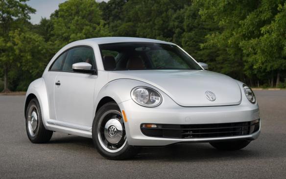 2015 VW Beetle Classic