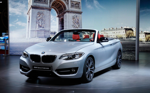 <p>Like its coupe sibling, the new BMW 2 Series Convertible is a replacement for its former 1 Series counterpart, adopting BMW's new model line designations. Bigger than its predecessor, although built on the same platform, it will be offered in 228i, all-wheel-drive 228i xDrive and M235i models. The two 228i versions are powered by a 240-horsepower, turbocharged 2.0-litre four-cylinder engine, while the M235i gets a 320-horsepower, turbocharged 3.0-litre in-line six. The latter features a six-speed manual transmission, the former and eight-speed automatic. As with other BMWs, there will be an extensive option list when the convertible goes on sale in the first half of 2015.</p>