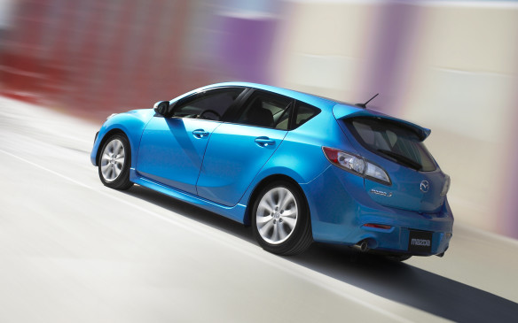 """<p>A 148-horsepower 2.0-litre DOHC four cylinder carried over from the previous 3, paired with either a five-speed manual or automatic transmission. The upgrade was a 167-horsepower 2.5-litre DOHC four mated to a six-speed manual or five-speed automatic. Mazda's """"Skyactiv"""" 2.0-litre four cylinder arrived for 2012, employing direct injection, higher compression and lower friction to deliver 155 horsepower and genuine fuel savings (the 2.5 is piggish by comparison). Assembled in Japan, the 3's reliability has been exceptional – with one exception: the clutch wears rapidly, owners warn. Watch for fast-wearing tires and easily chipped paint.</p>"""
